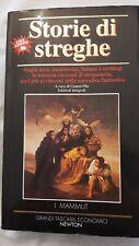 STORIE DI STREGHE -Gianni Pilo- MAMMUT NEWTON 1996 -HORROR