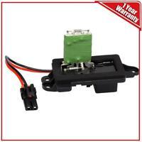 HVAC Heater Blower Motor Resistor For Chevrolet Blazer 02 03 04 05 89019088