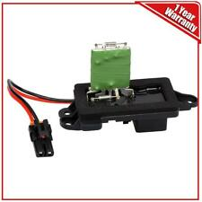 HVAC Heater Blower Motor Resistor For Chevrolet Blazer 02 03 04 05 89019088