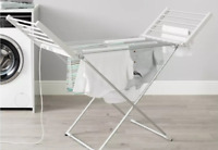 Home 11.5m Heated Electric Indoor Clothes Airer/7845+6258