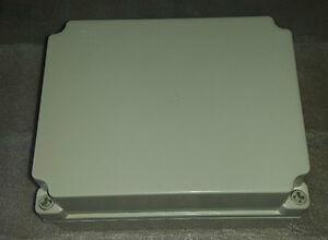 junction box electric enclosure adaptable box dust/splash proof IP65 350x300x130