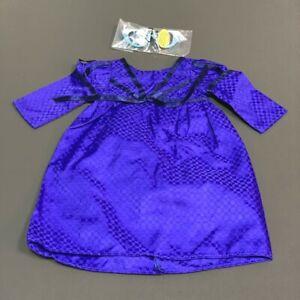 2PCS 18'' American Doll Josefina's Navidad Blue Dress & Melody's Sunglass Toys