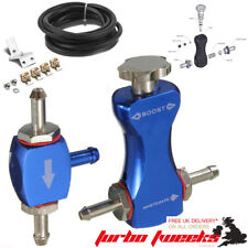 IN-CAR MANUAL UNIVERSAL BOOST CONTROLLER CONTROL VALVE fits DIESEL PETROL TURBO