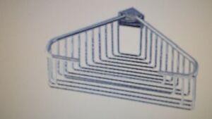 """Valsan 53442CR, Essential 8""""x8""""x3"""" Large Detachable Basket P.Chrome"""