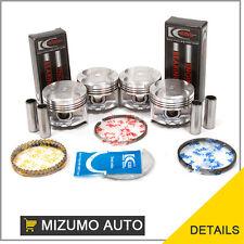 Fit Acura Integra Honda ZC JDM 1.6 Liter P29 D16A1 Pistons Main Rod Bearings