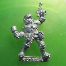 Riot squad Judge dredd i.p.c citadel gw games workshop judges 2000 A.D #B