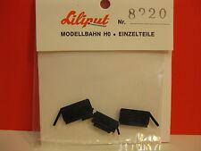 LILIPUT # 8220 Zurüstsatz RHEINGOLD Salonwagen Batteriekasten am Wagenboden