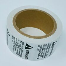 New Listing5000 Labels 2 X 2 Suffocation Safety Warning Labelsstickers 10 Rolls