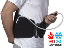 NatraCure Hot or Cold Air Compression Back Pain Support (6037 CAT)