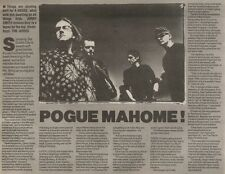 2/6/90Pgn13 Article & Picture(s) pogue Mahome! Things Are Aboding Well For A Hou