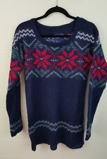 Mohair Sweater American Eagle Outfitters Wool women's Tunic Nordic Medium