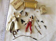 "set figurines Indiana Jones ""aventuriers arche perdue"" vintage"