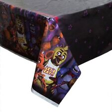 Five Nights at Freddy's Plastic Table Cover Birthday Party Supplies Tablecloth