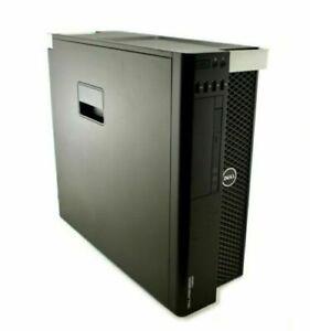 Dell Precision T5810 Tower PC Xeon E5-1620V3 3.5GHz 16GB 500GB HDD QuadroM2000