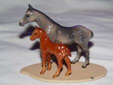 Hagen Renaker Horse Appaloosa w/Colt Figurine Miniature 02010 Free Shipping