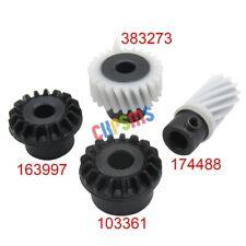 4PCS Unidad De Gancho Conjunto de engranajes apto para Singer serie 500 502 507 509 513 514 518 522 +