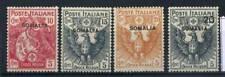 Somalia 1916 Sass. 19-22 Nuovo ** 80% Croce Rossa