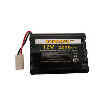 1 x 10*AA Cell Battery 2200mAh 12V NI-MH Rechargeable Battery Pack UltraCell