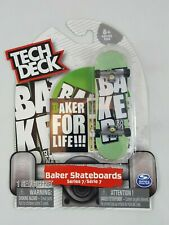 Tech Deck Series 7 Baker Skateboards, Rare, New in Package