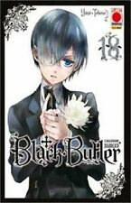MANGA - Black Butler N° 18 - Ristampa - Planet Manga ITALIANO NUOVO