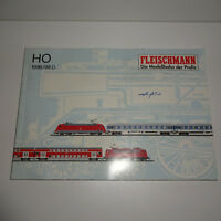 Fleischmann Katalog 1998/1999