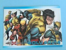 OLD CARD 2000´  COMIC MARVEL WOLVERINE