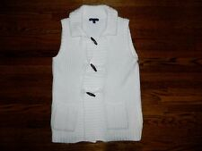 Girl's GAP Cream Sweater Size 14-16