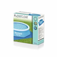More details for bestway flowclear 9' x 9' pool / spa / hot tub ground sheet / floor protector