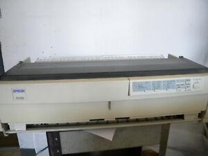 Epson FX-2180 Large Format Dot Matrix Printer