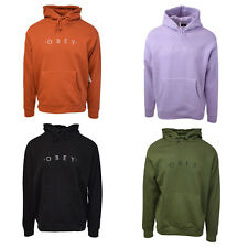 Obey Men's Nouvelle L/S Pull Over Hoodie (Retail $68)
