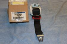 NOS 2008 11 FORD FOCUS RH REAR BLACK SEAT BELT AND RETRACTOR