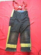 36 X 26 1994 Janesville Lion Firefighter Fire Pants Bunker Turnout Gear Vtg