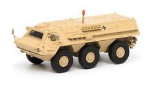 Schuco 452635700 Fuchs TPZ ISAF Desert Bundeswehr 1 87