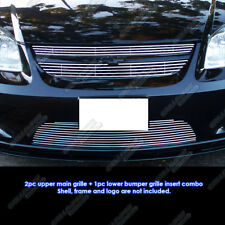 Fits 05-10 Chevy Cobalt SS/ Sport Billet Grille Combo