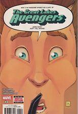 The Great Lakes Avengers #4 (2017) Marvel Comics