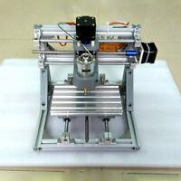 NEW Mini 3-Axis Router Engraver DIY PCB PVC Milling Wood Carving CNC Machine