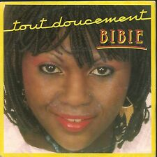 "45 TOURS / 7"" SINGLE--BIBIE--TOUT SIMPLEMENT / TAM TAM MAN--1985"