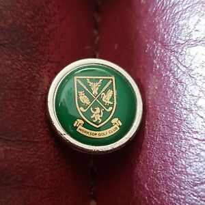 Worksop Golf Club Ball Marker