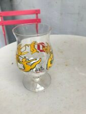 Duvel 666 glas verre glass new Belgium 25 cl