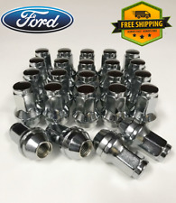 24 Ford F150 Expedition Chrome 14x2.0 OEM Factory Replacement Lug 2004-2014!!!!
