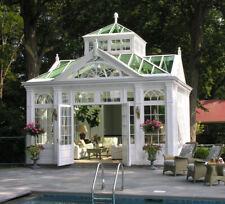 Gartenhaus, Orangerie, Pavillon, Gewächshaus, Gartenvilla, Palmenhaus,