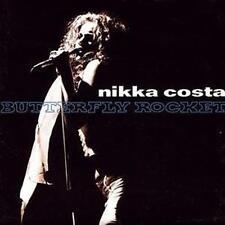 NIKKA COSTA Butterfly Rocket/Live At The Bridge 2CD NEW