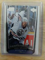 1998-99 Upper Deck GAME DATED MOMENTS Doug Weight Edmonton Oilers Card #90