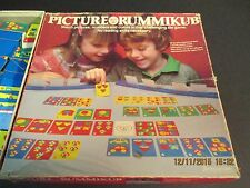 Picture Rummikub Game 1983 Pressman