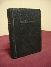 Bible KJV Jimmy Wakely Inscribed - 1945 - Includes 2 Rare Movie Posters