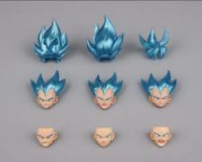 New Dragon Ball Z SHFiguarts Super Saiyan Goku Vegeta Accessories kit