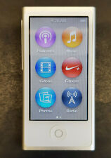 Apple iPod Nano 7th Generation Silver A1446 Model 16GB