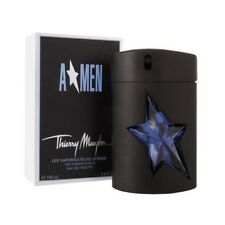 ANGEL A*MEN 100ML EDT SP FOR MEN (RUBBER CASE)BY THIERRY MUGLER-SALE CODE PATPAT