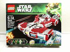 75025 Lego Star Wars Jedi Defender-class Cruiser ship Old Republic Sith Jedi NEW