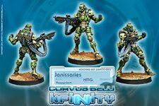 Infinity BNIB Haqqislam Janissaries (HMG)